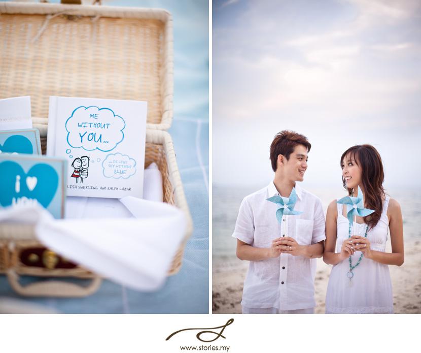 Pre Wedding In Nikoi Island Indonesia Kevin Katherine Malaysia