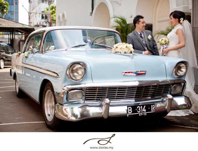An indonesian wedding at gran mahakam jakarta eric jennie be junglespirit Image collections