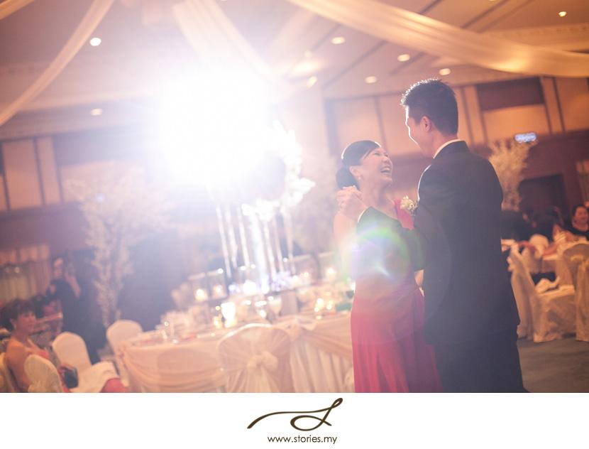 Blue Amp White Wedding Wilson Amp Elaine Malaysia Wedding