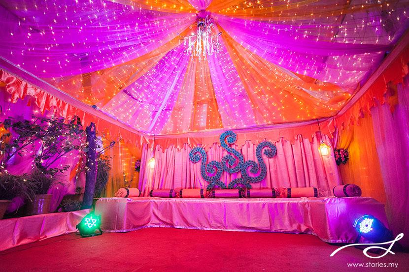 A bangladeshi wedding azrins mehndi malaysia wedding we junglespirit Images