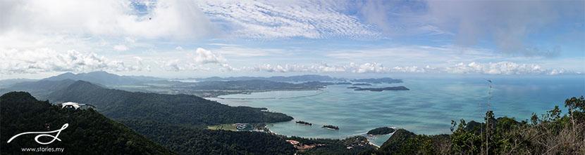 Langkawi-panorama