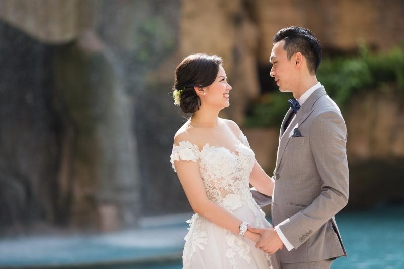 Wedding of Frankie & Shi You